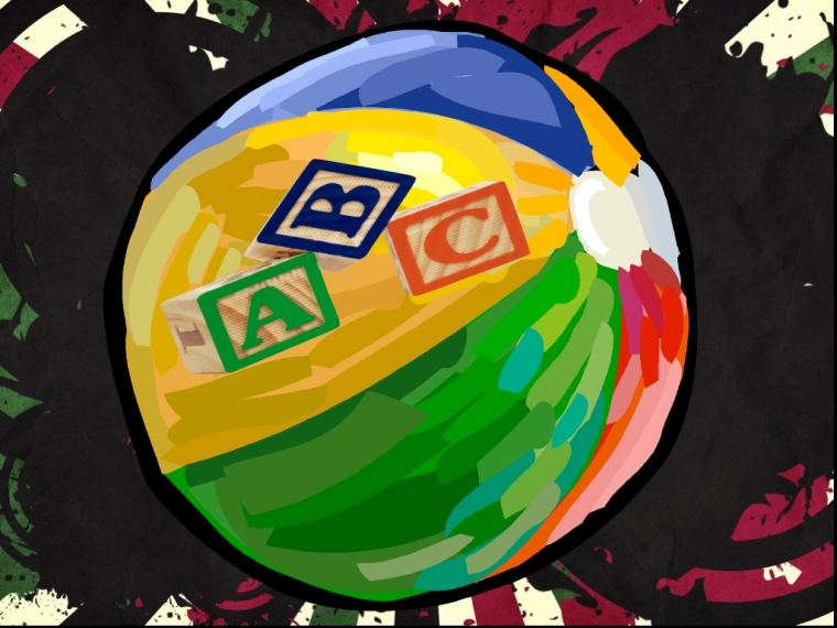 Beachball ABC