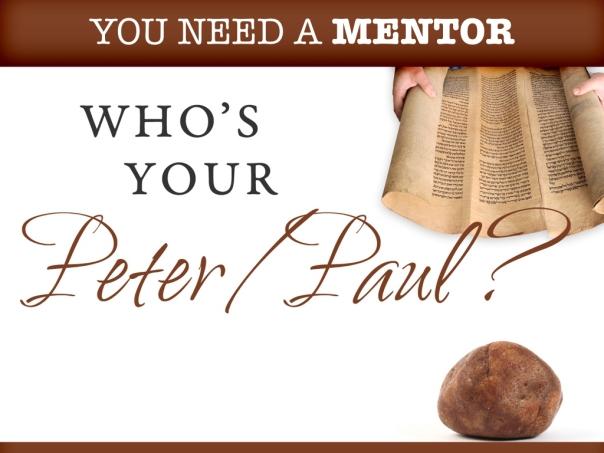 Peter: Paul