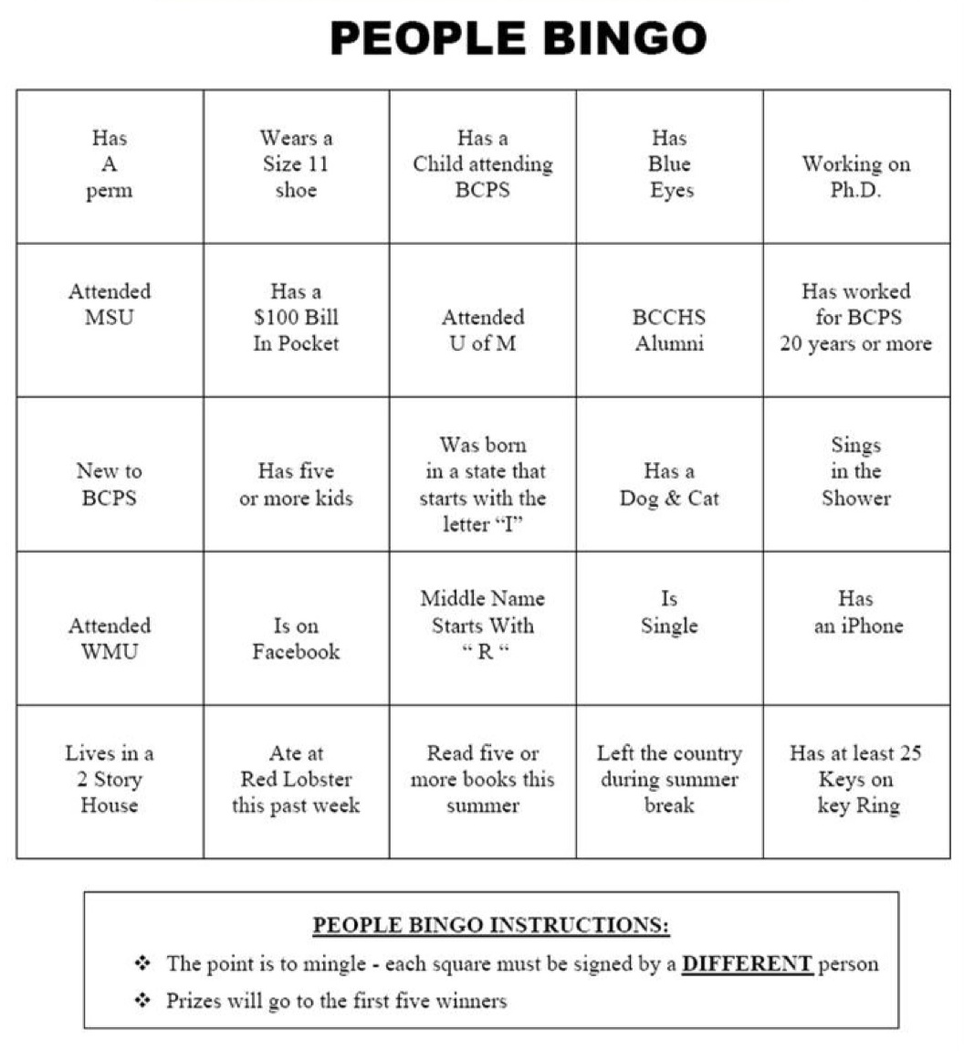 ice breaker bingo template - people bingo whoopwhoopblog