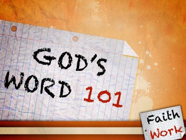 God's Word 101