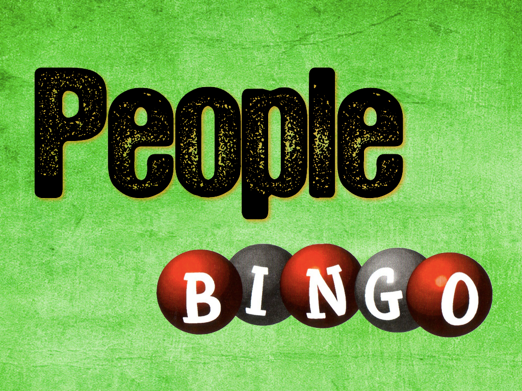 PEOPLE BINGO | whoopwhoopblog