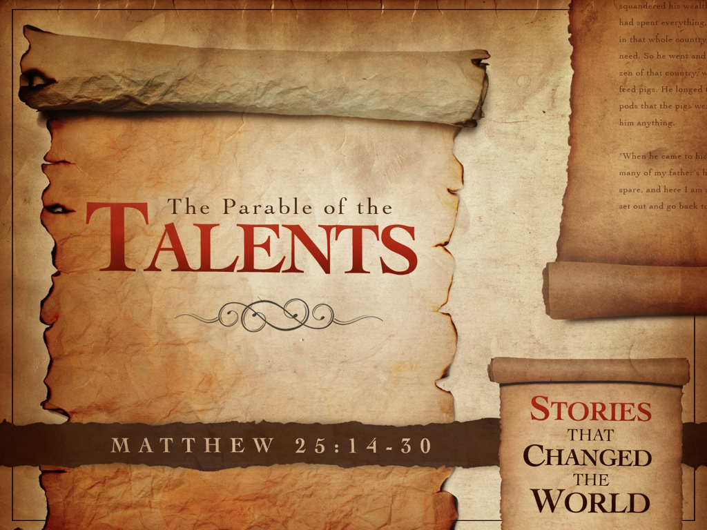 5) THE PARABLE OF THE TALENTS | whoopwhoopblog