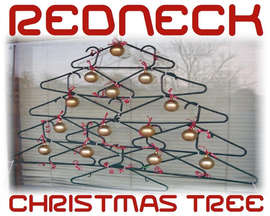 redneck christmas tree - Redneck Christmas