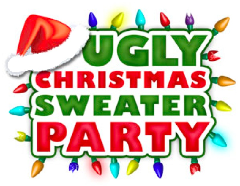 UGLY CHRISTMAS SWEATER PARTY | whoopwhoopblog