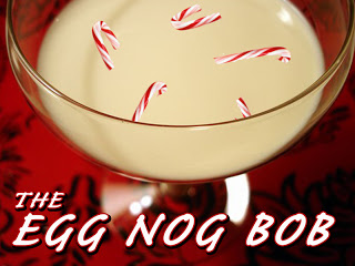 Egg Nog Bob Title Slide