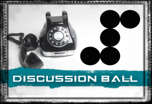 Discussion ball