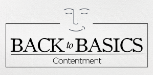 back to basics_contentment