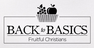 back to basics_fruitful christians